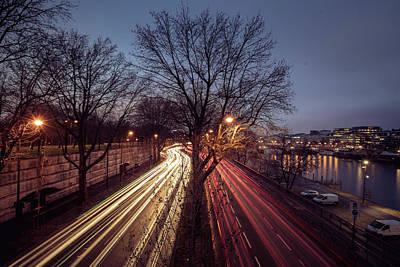 Photograph - Surviving Trees In Paris by Sebastien Chort