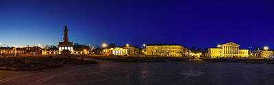 Photograph - Susanin Square In Kostroma by Alexey Stiop