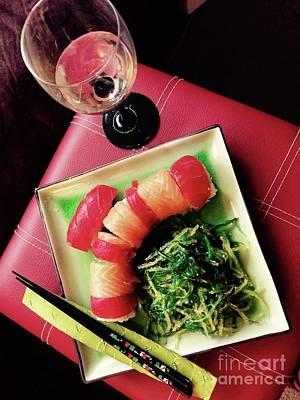 Photograph - Sushi Sheik by Trish Hale