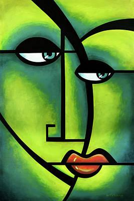 Painting - Suspicion by Sonia Wilkinson