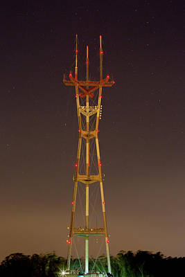 Photograph - Sutro Tower by Digiblocks Photography