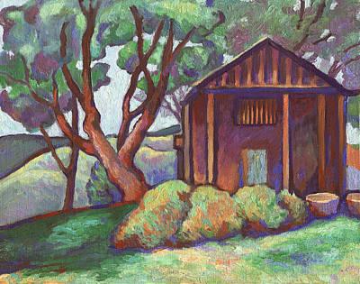 Painting - Sutter Hill  by Linda Ruiz-Lozito