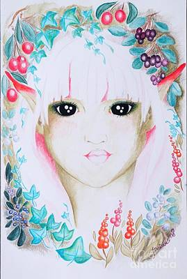 Suvi Art Print by Tiina Rauk