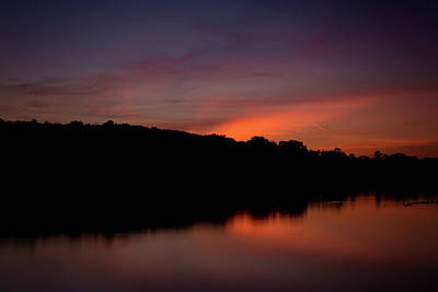Photograph - Suwannee Sundown by Travis Rogers