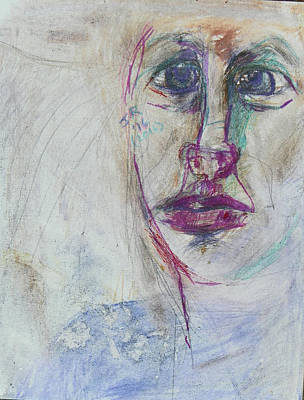Painting - Suzanne by Judith Redman