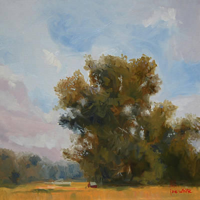 Painting - Suzie's Paonia Farm by Joe White