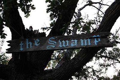 Swamp Oak Art Print by The Stone Age