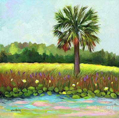 Swamp Palm Original