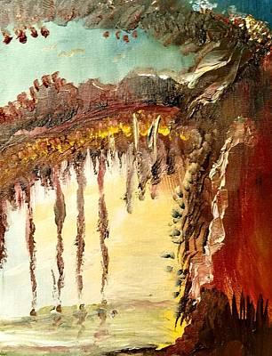 Painting - Swamp Tree by Jacabo Navarro