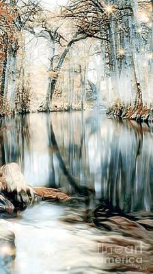 Digital Art - Paradise  by Peter R Nicholls