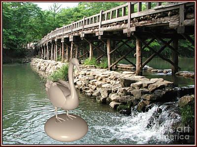 Swan 3 Original by Pemaro