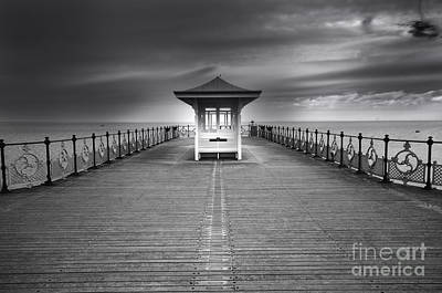 Dorset Photograph - Swanage Pier by Nichola Denny
