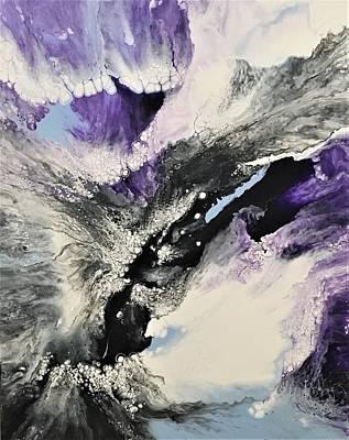 Painting - Swanky by Soraya Silvestri