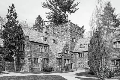 Worth Photograph - Swarthmore College Worth Hall by University Icons