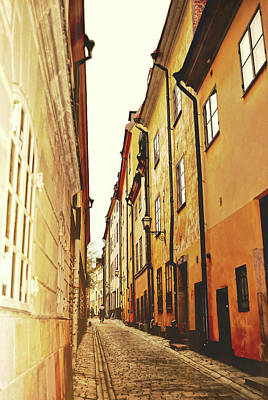 Photograph - Swedish Alley by JAMART Photography