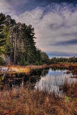 Photograph - Sweeney Creek by Dale Kauzlaric