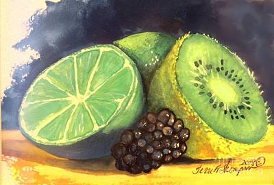 Painting - Sweet And Sour by Terri Thompson
