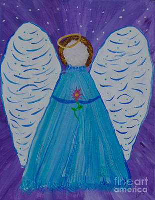 Photograph - Sweet Angel by Donna Brown
