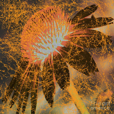 Sweet Autumn Arrival Art Print by Beverly Guilliams