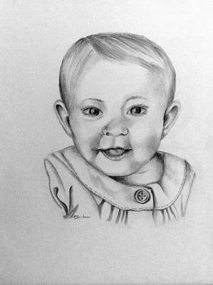 Sweet Baby Art Print