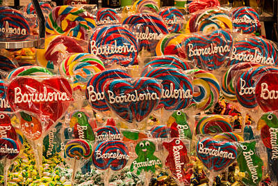 Photograph - Sweet Barcelona by Gary Lengyel