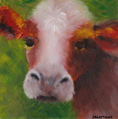 Painting - Sweet Cream II by Brenda Salamone