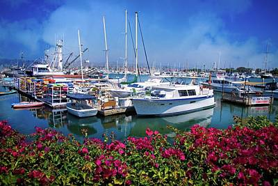 Photograph - Sweet Dreams At The Harbor by Lynn Bauer