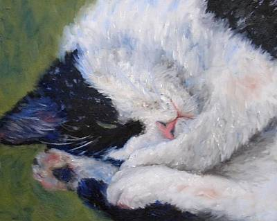 Painting - Sweet Dreams by Debra Mickelson