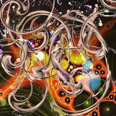 Digital Art - Sweet Dreams by George Flay