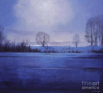 Lin Painting - Sweet Dreams by Lin Petershagen