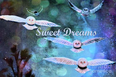 Photograph - Sweet Dreams by Nina Silver