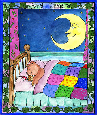 Painting - Sweet Dreams by Pamela  Corwin