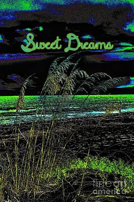 Photograph - Sweet Dreams by Rachel Hannah