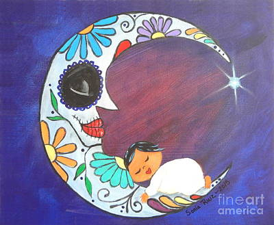 Painting - Sweet Dreams by Sonia Flores Ruiz