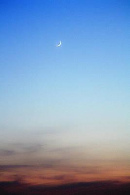Crescent Moon Digital Art - Sweet Dreams by Teresa Mucha