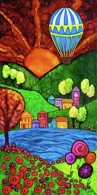 Painting - Sweet Escape by Jennifer Allison