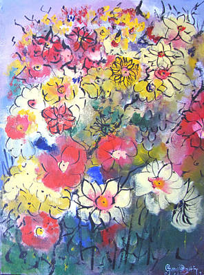 Painting - Sweet Fragrance by Gary Smith