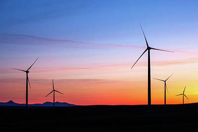Ethridge Photograph - Sweet Grass Energy by Todd Klassy