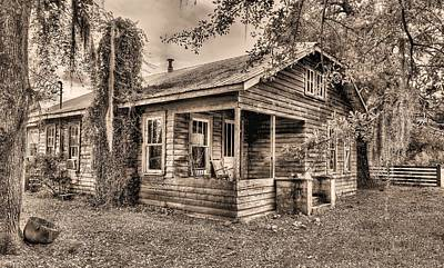 Photograph - Sweet Home Alabama by JC Findley