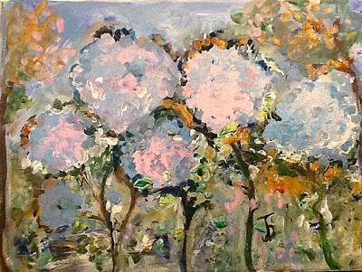 Painting - Sweet Is My Meadow by Judith Desrosiers