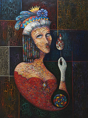 Painting - Sweet Kingdom by Hayk Matsakyan
