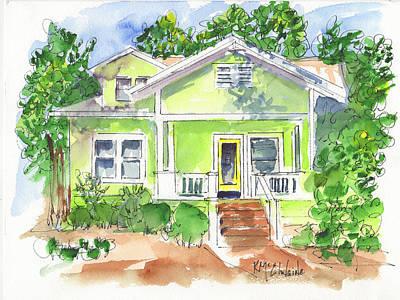 Sweet Lemon Inn Art Print