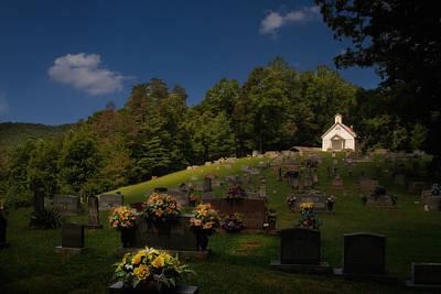 Photograph - Sweet Little Church by Mary Buck