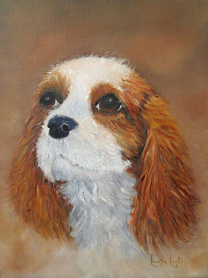Painting - Sweet Maggie by Loretta Luglio