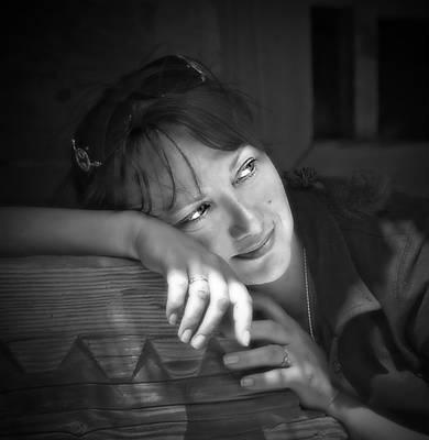 Portraits Photos - Sweet Memories by Evelina Kremsdorf