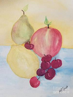 Painting - Sweet N Sour by Maria Urso