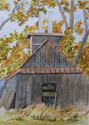 Painting - Sweet Old Vermont by Jackie Mueller-Jones