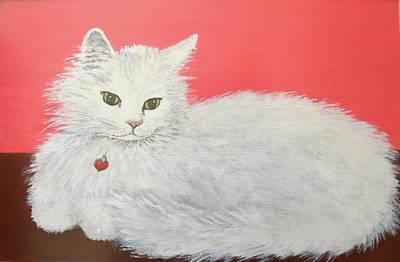 Painting - Sweet Pea by Kathleen McDermott