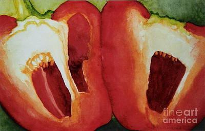 Painting - Sweet Pepper by Sandra Neumann Wilderman