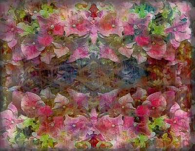 Photograph - Sweet Pink Dreams by Dorothy Berry-Lound
